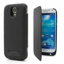 FLIP COVER BATTERIA AGGIUNTIVA PER SAMSUNG GALAXY S4 MINI 2500 MAH POWER BANK