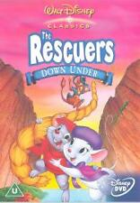 WALT DISNEY - The Rescuers Down Under (DVD) . FREE UK P+P ......................
