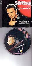 DOUBLE CD 24T MICHEL SARDOU OLYMPIA 95 L'INTEGRALE INCLUS 1 TITRE INEDIT 1995