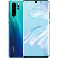 Huawei P30 Pro Smartphone 512GB 8GB RAM Aurora Blue Android LTE/4G Quad-Kamera