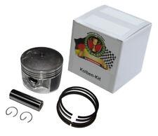 Kawasaki KL 250 A1-A5 Kolben Kit - Übermaß os +1.25 / Kolbenringe Piston rings
