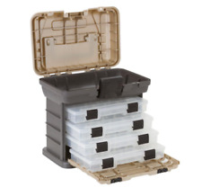 37-Compartment Rack Small Parts Tool Box Storage Organizer Tray Container Tote