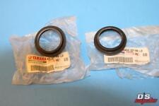 Yamaha NOS 2 front fork dust seals 92-7 WR250 YZ125 YZ250 XTZ1200 4DA-23144-L0