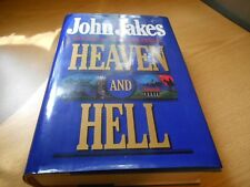 Heaven and Hell by John Jakes Hardback 1987 Used