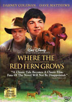 Where the Red Fern Grows (2003 Kris Kristofferson) DVD NEW