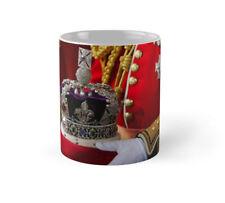 Crown Jewels HM Queen Elizabeth Royal Family London High Quality Pro Photo Mug