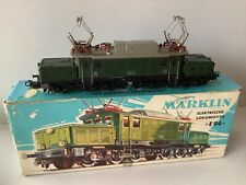 MARKLIN :Locomotive électrique E94  Réf 3022   HO 3 rails, BO