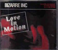 Bizarre Inc-Love In Motion cd maxi single 8 tracks