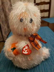 """TY Plush 11 """" The  Punkies Collection  Shriekers Ghost"""