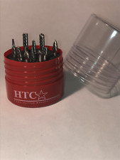 ROTARY CUTTER 1/4 SHANK SET ( CARBIDE) HTC USA