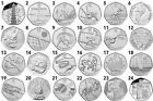 CHEAPEST 50p COINS FIFTY PENCE KEW GARDENS BEATRIX POTTER OLYMPICS BREXIT <br/> CHEAPEST ON EBAY🌟 FREE 1ST CLASS 🌟 SAME DAY DISPATCH