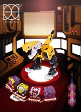 """BeastBOX 52TOYS Robotic Dinosuar D10 Original BB-01 DIO-Basic 3.9"""" Tall"""