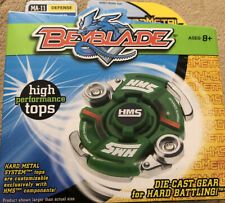 2005 Beyblade Hard Metal System MA-11 Defense Advance Guardian Bin3