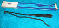 1973 1974 Lincoln Continental Mark IV Town Car NOS LH WINDSHIELD WIPER ARM ASSEM