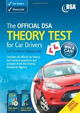 (Good)-The Official DSA Theory Test for Car Drivers and the Official Highway Cod