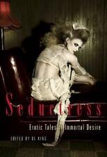 Seductress: Erotic Tales of Immortal Desire, , Excellent Book