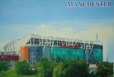Stadionpostkarte Manchester United # 2010
