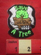 Conservation Tree Hugger Patch - SAVE A TREE 75V3