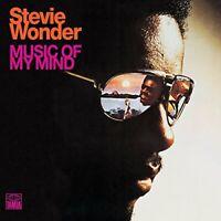 Stevie Wonder - Music Of My Mind [CD]