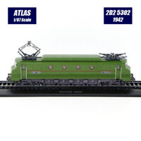 1/87 Atlas Locomotive Collections Tramways 2D2 5302 (1942) Tram Model New