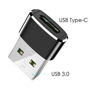 Adaptateur Convertisseur USB Type C vers USB 3.0 Connecteur OTG Livraison Rapide