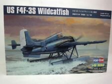 Hobbyboss Escala 81729 1:48th US F4F-3S wildcatfish