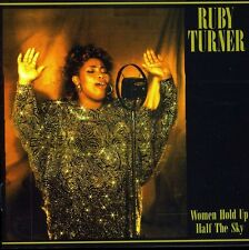 Ruby Turner - Women Hold Up Half the Sky [New CD]