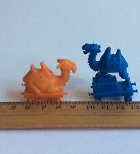 Vintage Crazy Camel Train Orange Premium Cereal Toy Promotional Kellogg's R&L