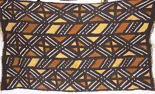 African mud cloth bogolan bambara bogolanfini new Africa t908