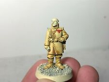 40k Astra Militarum Regimental Advisor Officer of the Fleet Commissar metal OOP