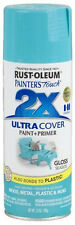 Rustoleum 267116 Painters Touch Spray Paint for Metal & Wood - Seaside