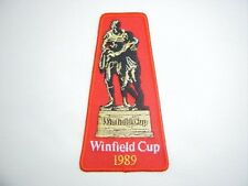 WINFIELD CUP 1989 GRAND FINAL PATCH - CANBERRA RAIDERS BALMAIN TIGERS JERSEY