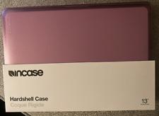 "Incase Textured Hardshell Case Woolenex MacBook Pro 13"" Purple"