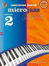 MICROJAZZ COLLECTION 2: Piano (LIBRO & Cd) di Christopher Norton libro tascabile