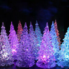 Christmas Xmas Tree Color Changing LED Light Nachtlampe Home Party Decor Wedding