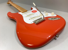 Fender Squier Classic Vibe 50s STRATOCASTER MN FIESTA RED CHITARRA ELETTRICA