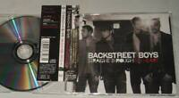 Backstreet Boys - Straight Through My Heart / JAPAN CD (2009, BVCP-40057 Promo)