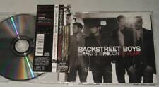 Backstreet Boys - Straight Through My Heart / JAPAN CD (2009, BVCP-40057 Promo)