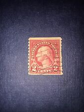 George Washington 2 Cent Red Stamp