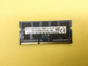 HYNIX 8GB 2RX8 EP3L-12800E DDR3-1600MHz ECC SODMM Laptop Memory HMT41GA7BFR8A-PB