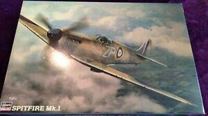 Hasegawa 1:32 Spitfire Mk.I Fighter Model Kit #ST14 08064 1 MkI *SEALED BAGS*