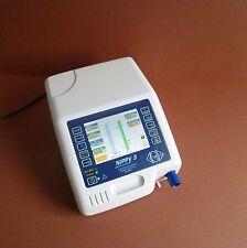NIPPY 3 Ventilatore Portatile Respiratoria Ossigeno Aria MIX respirazione Unità medica UK