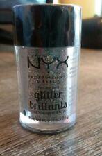 Brand New Never Opened NYX Face & Body Glitter Brilliants GL06 CRYSTAL