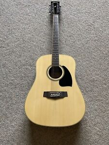 Ibanez Performance Series PF1512 12-String Dreadnought Acoustic Used