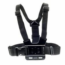 Chest Strap per GoPro HD Hero 6 5 4 3+ 3 2 1 Action Camera Harness Mount Z8X3