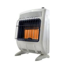 Mr Heater F299820 Vent-Free Radiant Propane Gas Heater w/Thermostat, 18000 BTU