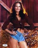 Catherine Bach PSA DNA Coa Signed 8x10 Daisy Duke Photo Autograph