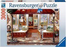 PUZZLE RAVENSBURGER 3000 PIEZAS GALERIA DE BELLAS ARTES - Ravensburger 16466