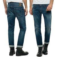 REPLAY jeans da uomo hyperflex anbass slim pantalone super elasticizzato M914