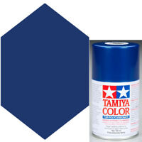 Tamiya Polycarbonate PS-59 Dark Metallic Blue Spray Paint 86059